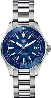TAG Heuer - Aquaracer Reloj de mujer cuarzo 35mm correa de acero WAY131S.BA0748