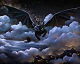 How to Train a Dragon Poster Movie Wall Art 16x20 Inches