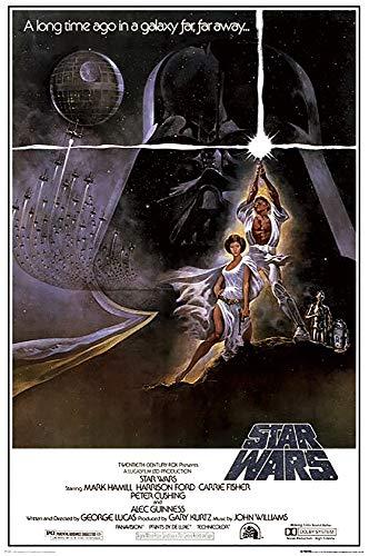 GB Eye Star Wars A New Hope - Póster, 61 x 91,5 cm