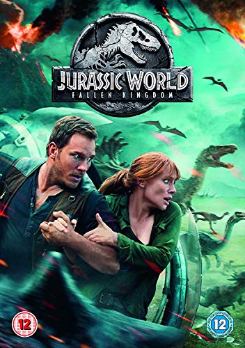 Universal Pictures - Jurassic World - Fallen Kingdom DVD (1 DVD)