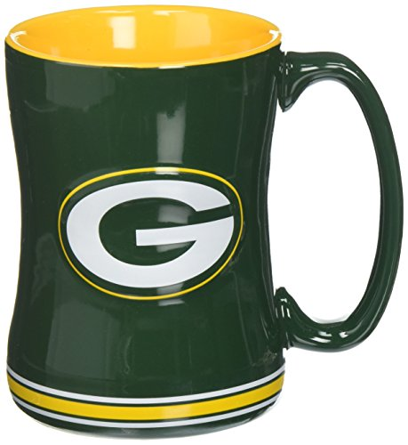 Boelter NFL Green Bay Packers Relief Tasse