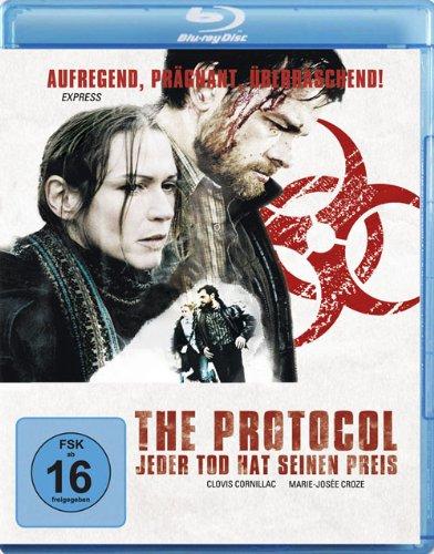 The Protocol - Jeder Tod hat seinen Preis [Blu-ray]