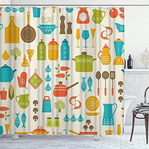 cortinas cocina maiz