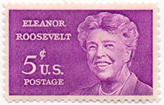 US Postage Stamp Single 1963 Eleanor Roosevelt Issue 5 Cents Scott #1236