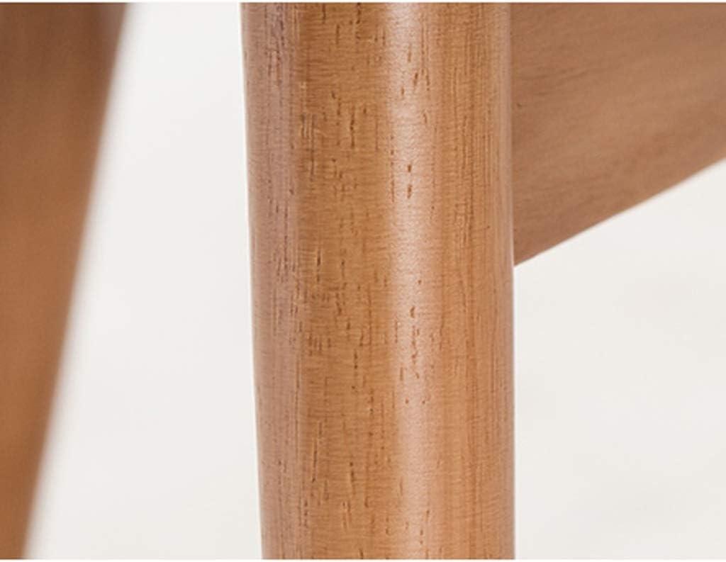 HXF- Chaise de Salle, Chaise de Bureau Simple, créative Dossier, Chaise Loisirs, Maison Adulte Chaise de Salle Durable (Color : Brown-B) Brown-a