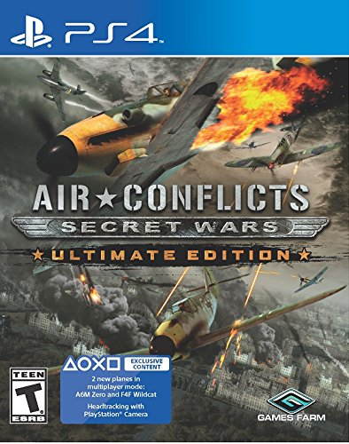Air Conflicts: Secret Wars - PlayStation 4
