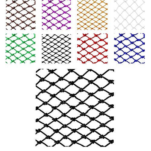 Buy Children's Pet Safety Net Protection Net Removable Balcony and Stairway Safety Net Rope Color De...