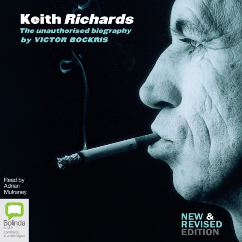 Keith Richards cover art
