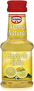 Dr. Oetker Aroma Natural Limón De Sicilia 1 Unidad 35 g