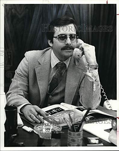 Imágenes Históricas 1980 Fotografía de prensa Wesley Thompson