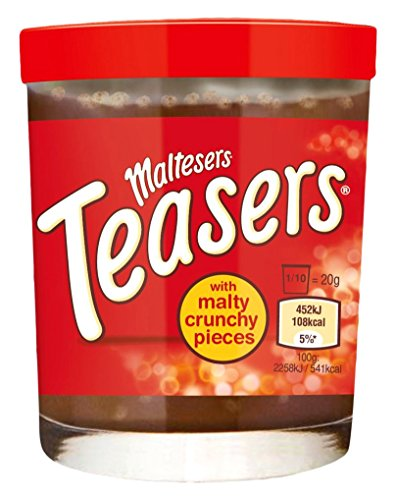Maltesers Teasers Schokoladenaufstrich, 200g