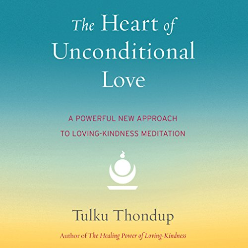 Heart of Unconditional Love audiobook cover art