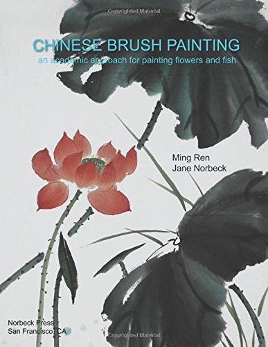 Chinese Brush Painting: An Academic Approach for Painting Flowers and Fish