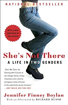 She's Not There: A Life in Two Genders by [Jennifer Finney Boylan]