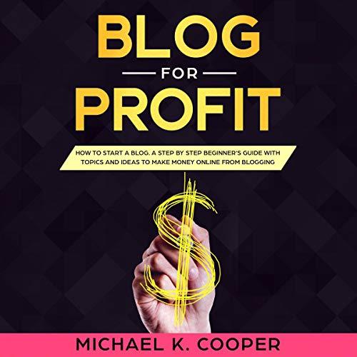 Blog for Profit Titelbild