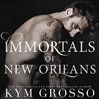 Immortals of New Orleans (Book 5-7) audiobook cover art