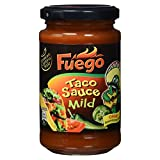 Fuego Taco Sauce mild, 200 ml