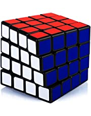Maomaoyu Rubix Speed Magic Cube 4x4 4x4x4 gladde magische kubus puzzel Twist speelgoed kous Filler