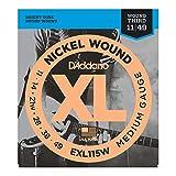 D Addario EXL115W エレキギター弦 3SET