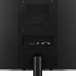 "LG 27MK400H-B Full HD Monitor with FreeSync 27"" Screen (Black)"