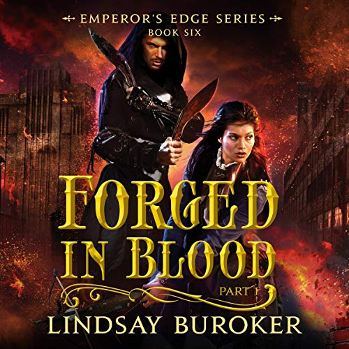 Forged in Blood: Part 1 cover art