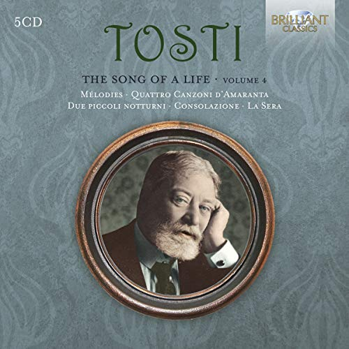 Tosti:the Song of a Life,Vol.4