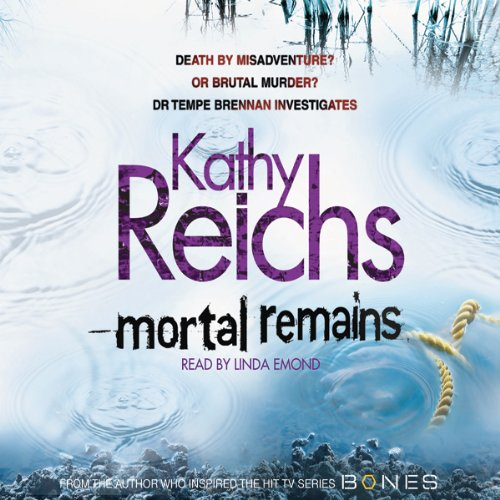 Mortal Remains audiobook cover art