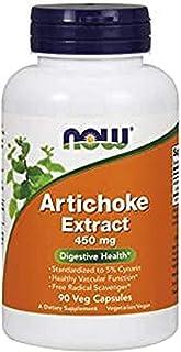Artichoke Extract 450mg 90 VegiCaps