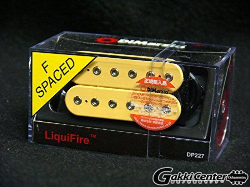 DiMarzio DP227 Liqui Fire Neck (Fスペース, Cream)