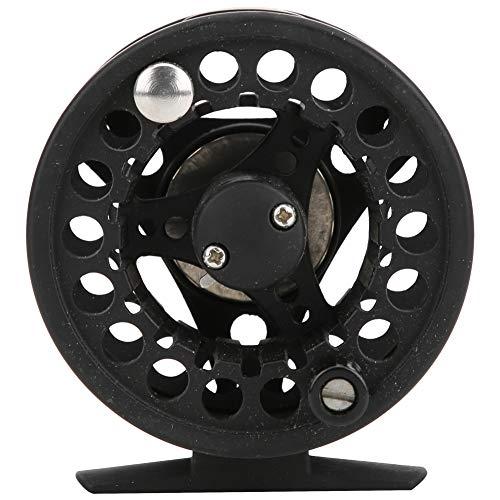 Ever Fly Fishing Wheel, Ganzmetall-Druckgusslager Gapless Fly Fishing Wire Wheel Line Reel Tackle Angelzubehör(5/6)