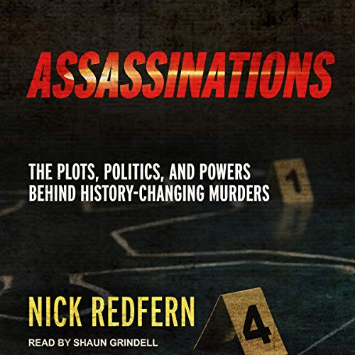 Assassinations cover art