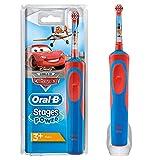 Cepillo eléctrico infantil con personajes Cars de Disney | Limpieza avanzada y divertida
