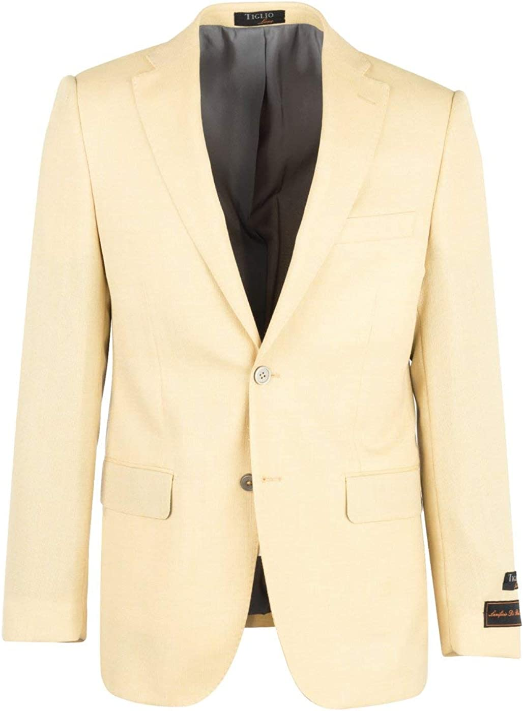 Tiglio Dolcetto Melon Modern Fit, Pure Wool Jacket Luxe V810.712388