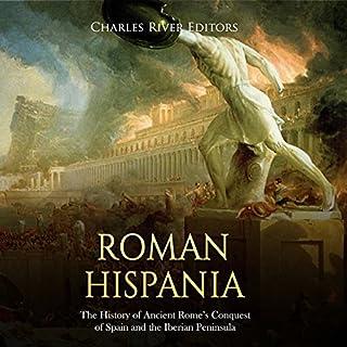 Roman Hispania audiobook cover art