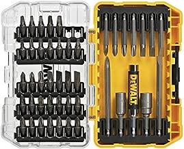 DEWALT Screwdriver Bit Set with Tough Case, 45-Piece (DW2166)