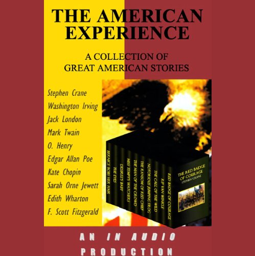 The American Experience audiobook cover art