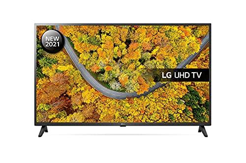LG 43UP75006LF Televisor 109,2 cm (43 ) 4K Ultra HD Smart TV Wifi Negro