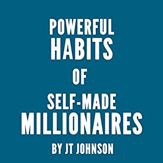 Powerful Habits of Self-Made Millionaires audiobook cover art