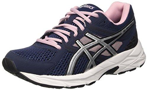 Asics Gel-Contend 3, Zapatillas de Gimnasia para Mujer, Rosa (Sport Pink/Black/Cerise), 40 EU