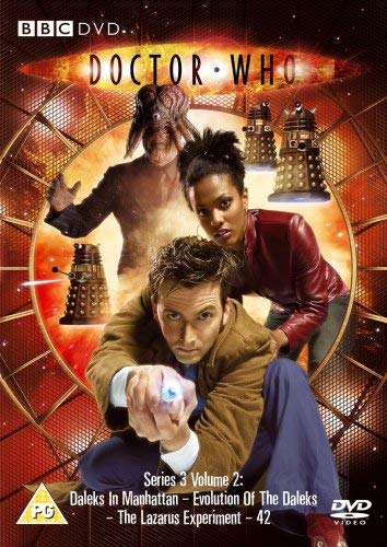 Doctor Who - Series 3 - Vol. 2
