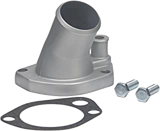 Thermostat Housing 1963-82 V8 221 260 289 302 351W No Smog F100 Fairlane Maverick Mustang LTD Water Neck (C3OZ-8592)