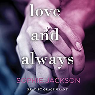 Love and Always audiobook cover art