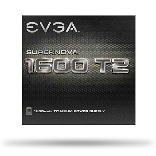 Build My PC, PC Builder, EVGA 220-T2-1600-X1