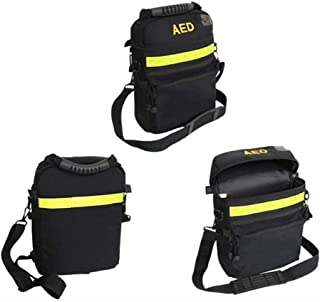 Jipemtra First Aid Bag Backpack, Medical Backpack 1st Aid Bag Empty Small Medical First Aid Bag Only Rescue AED Bag Foldable Pouch Tote First Responder Bag Empty