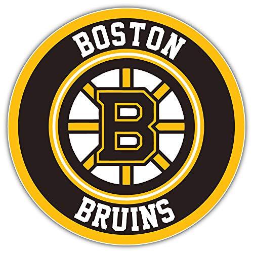 Boston City Bruinzz Hockey die-Cut Sticker - Logo Sport Car Bumper Decal 5'' X 5''