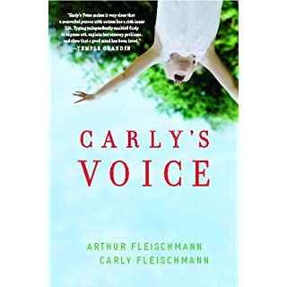 51naI8YUw3L. SS320  - Carly's Voice: Breaking Through Autism