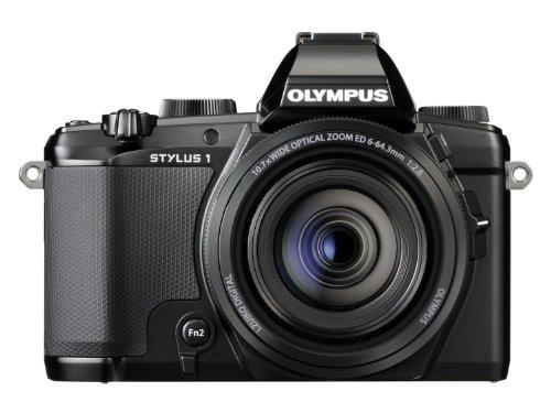 Olympus Stylus 1 - Cámara compacta de 12 MP (Pantalla táctil de 3