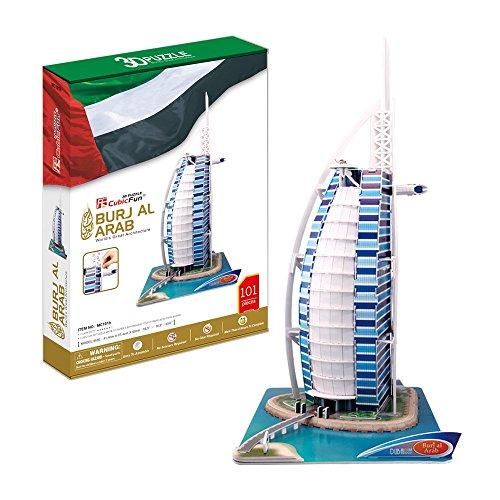 CubicFun - Puzzle 3D Burj Al Arab, Dubai.