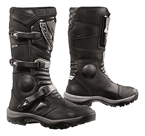 Forma Adventure - Stivali da moto impermeabili, approvati CE