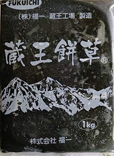 福一 蔵王工場 製造 蔵王餅草 よもぎペースト 1kg 蓬 ペースト